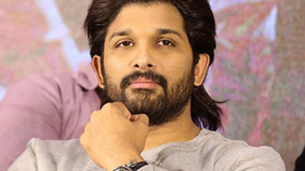 Allu Arjun On about His Own Office
