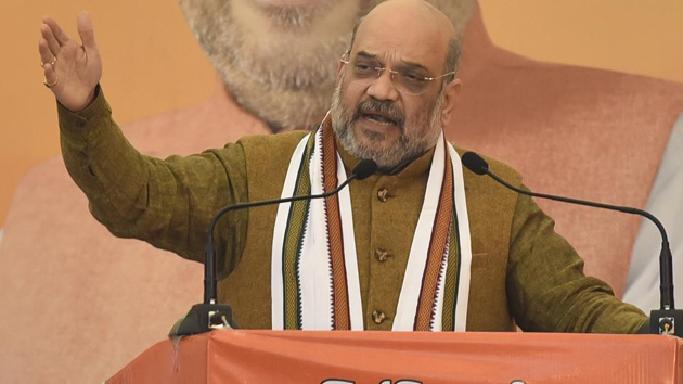 Amit Shah Challenges Opposition Parties Over CAA
