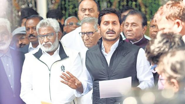 Andhra Assembly passes resolution seeking to abolish state Legislative Council