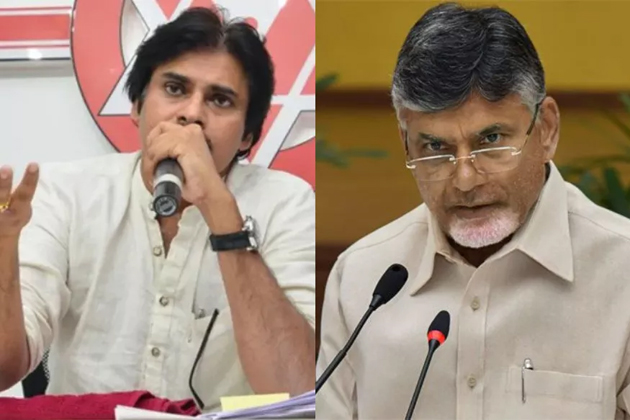 Chandrababu Naidu on About Pawan Kalyan Alliance With BJP