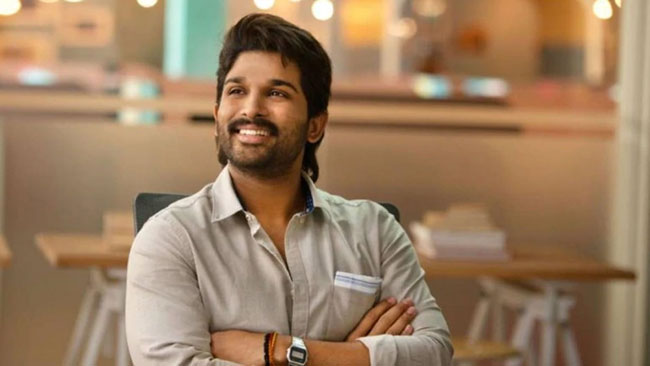 Is Allu Arjun No Need Mega Family Tag?