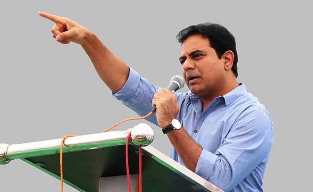 KTR Comments on About KodandaReddy