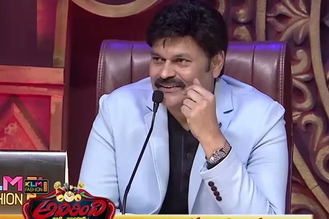 Nagababu Show Rating Is Not Up To The Mark