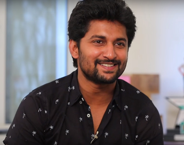 Nani On about his Upcoming movie
