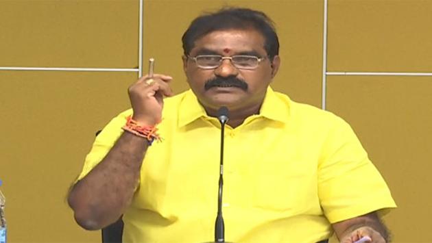 Nimmala Ramanaidu Fires on YS Jagan
