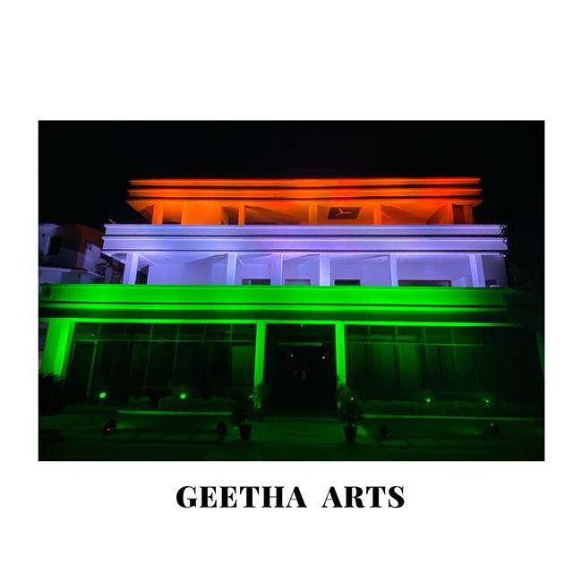 Phototalk: GeetaArts Republic Day Celebration