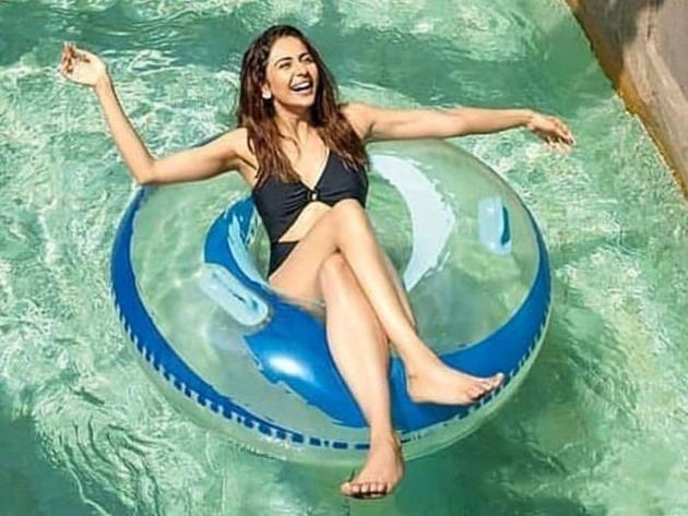 Rakul Preet Singh In Bikini