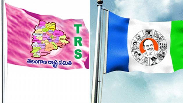 TRS And YSRCP Party Funds