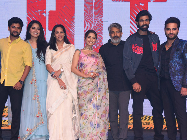 Baahubali Team Attend for Hit Movie Pre Release Event