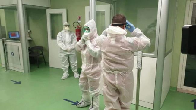 Big Breaking: Kovid-19 leak from China lab!