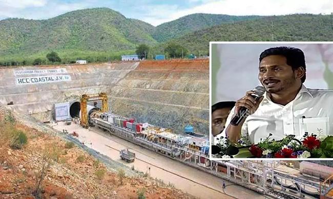 CM Jagan to tour Prakasam district to review Veligonda irrigation