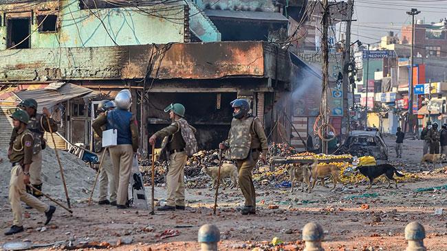 Delhi violence: 13 killed, curfew imposed