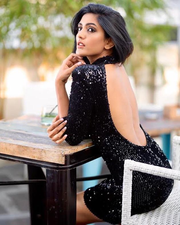 Eesha Rebba Glamourous pose