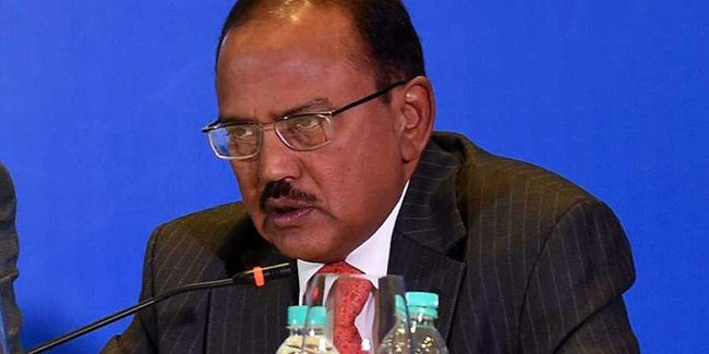 Enough Forces On Ground In Delhi No One Needs To Fear NSA Ajit Doval