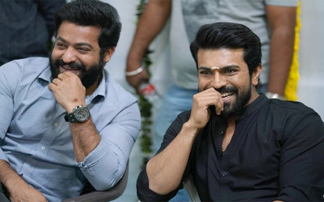 Fight Between Ntr And Ram Charan