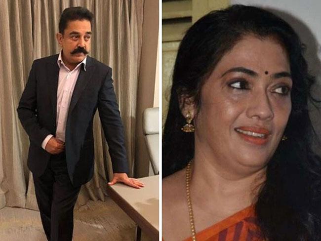 Kamal Haasan Should Apologise to Tamil Star Rekha