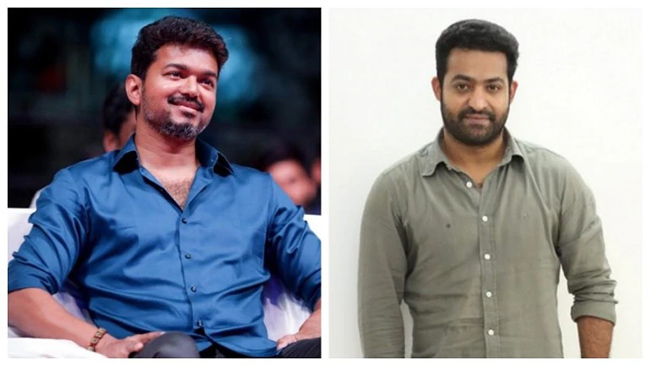 NTR To Become The Voice Of Vijay in Master