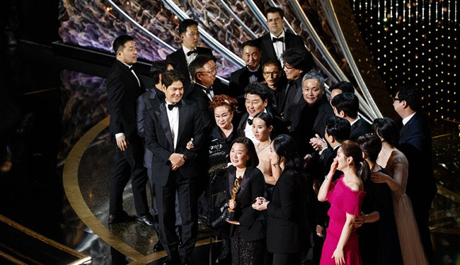 Parasite is Best Picture Oscars 2020 Winner