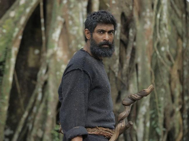 Rana Daggubati in Aranya Movie