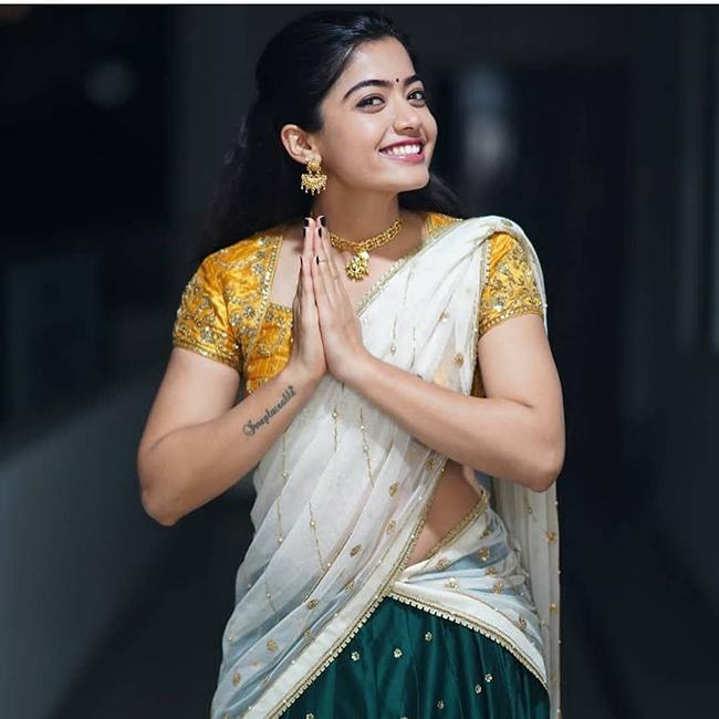 Rashmika Mandanna Upcoming Movies