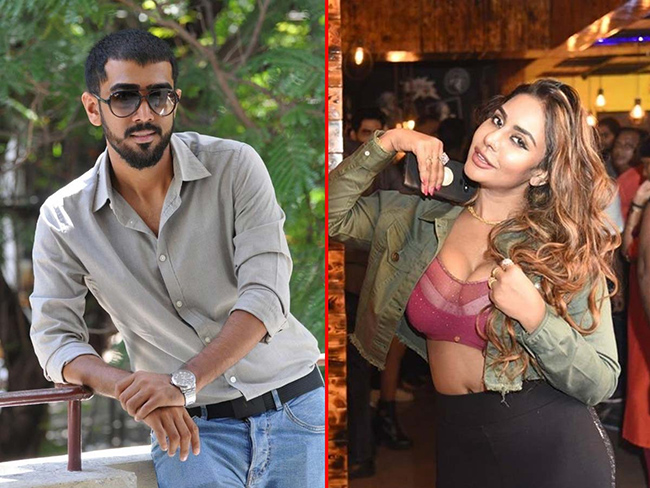 Sri Reddy Sensational Comments on Her Firsy Night