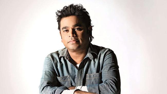 Top Music Composer AR Rahman Joins tik tok