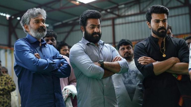 Two Directors To Direct #RRR Movie