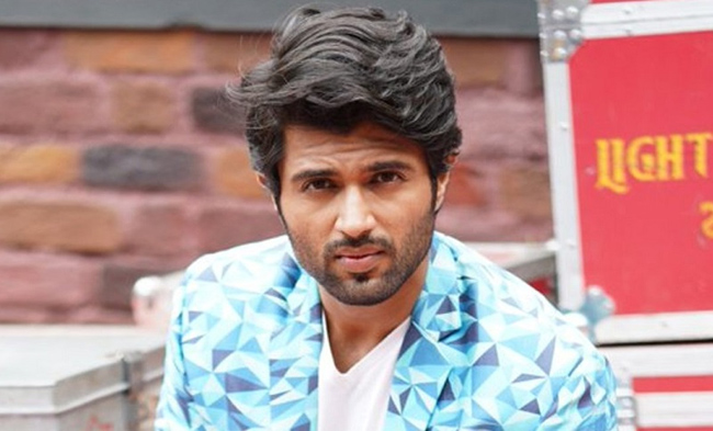 Vijay Devarakonda Hero Movie Shelved