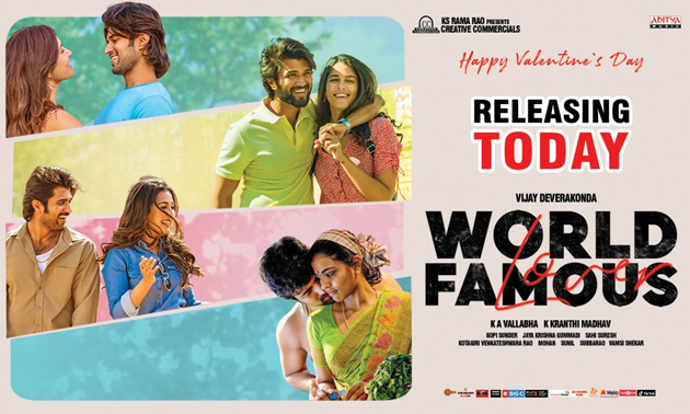 World Famous Lover Movie Review