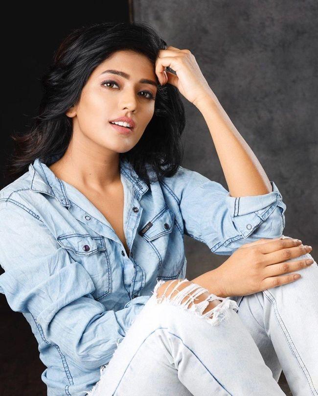 Ravishing Beauty Eesha Rebba Photoshoot Clicks ...