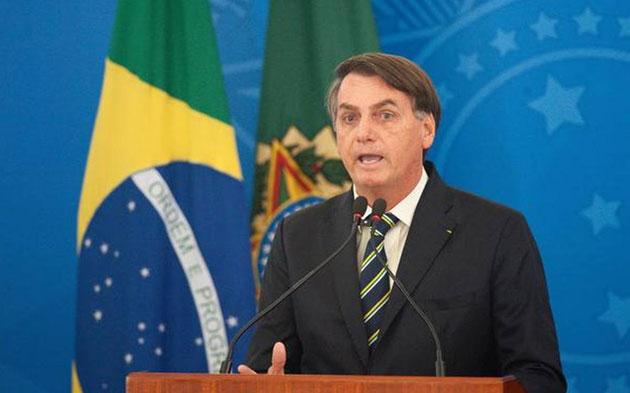 Brazil President Jair Bolsonaro criticises New Virus lockdown