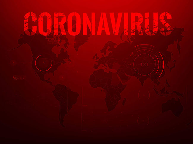 New Virus Effect  On World Economy