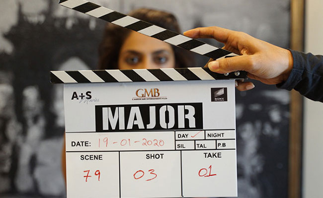 Mahesh Tweet On 'Major' Movie Will Help?