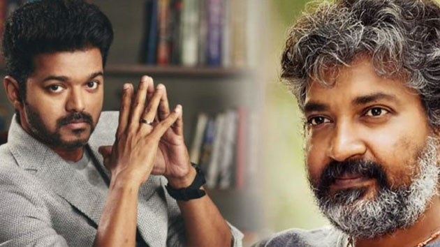 Rajamouli Planning Role for Vijay In #RRR