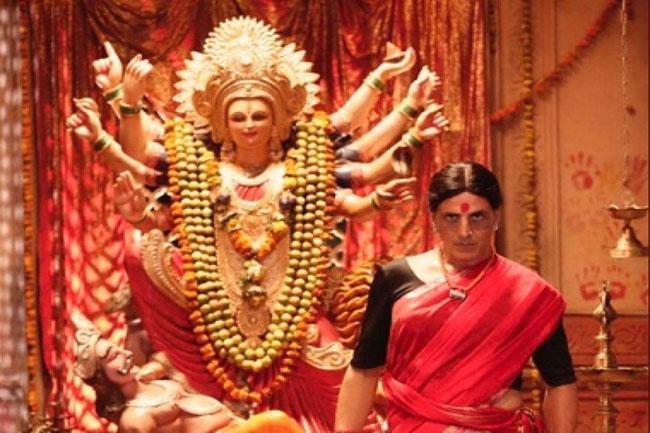 'Lakshmi Bomb' Shake Cine Industry