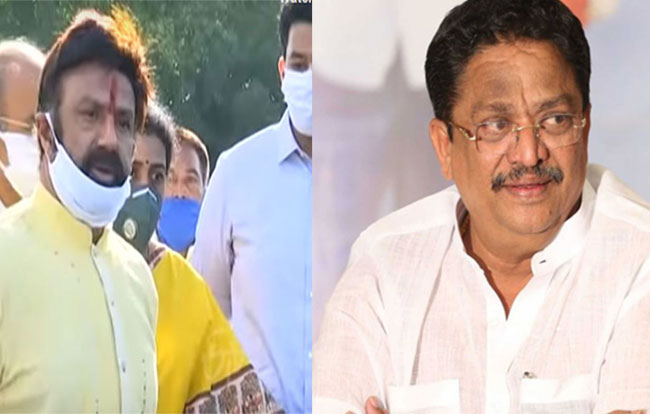 C. Kalyan Reacts To Balakrishna's Comments!