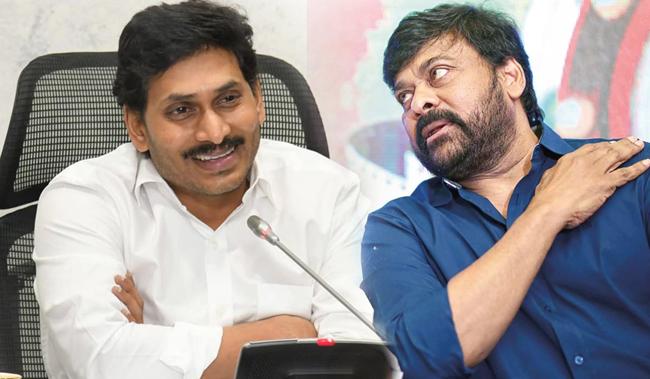 Chiranjeevi Says Thanks To CM YS Jagan