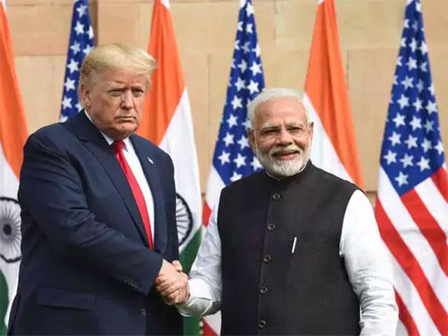 Donald Trump Reacts To India China Border Standoff