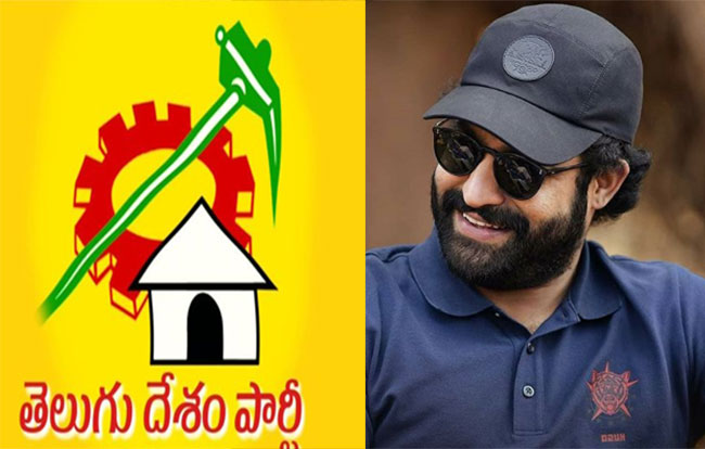 Is Jr NTR Save TDP Party?