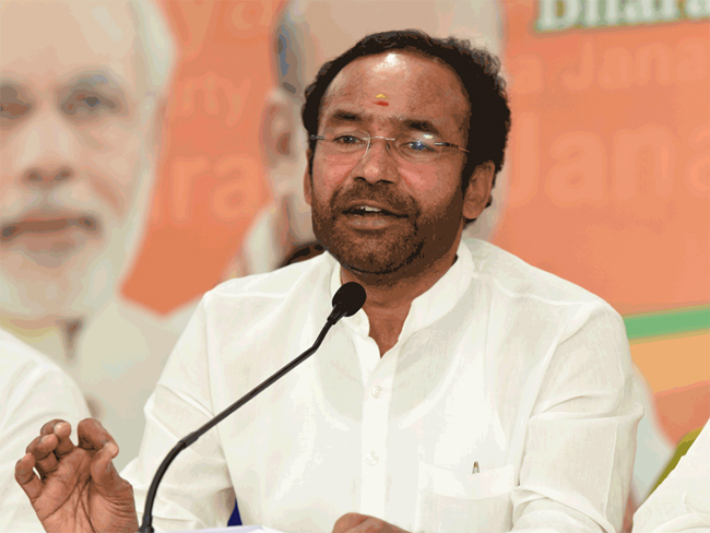 Kishan Reddy Gives Clarity on About To Starts Movie Theatres