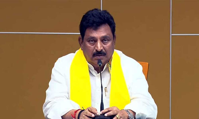 Nimmakayala Chinarajappa Gives Clarity on Mahanadu 2020