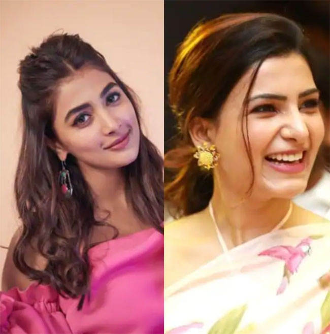 PoojaMustApologizeSamantha trends after Pooja Hegde alleged comment on Samantha
