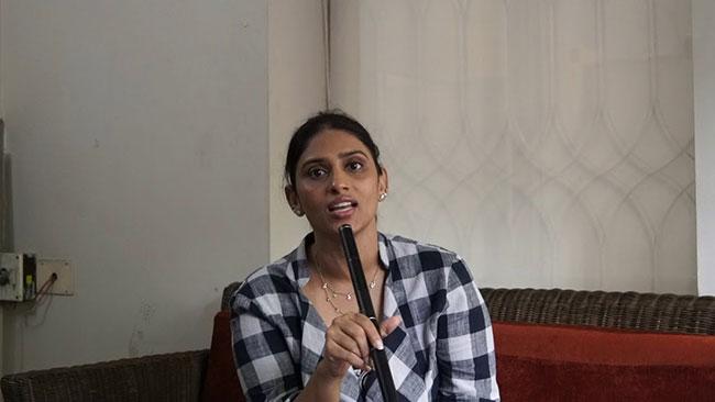 Sai Sudha files cheating case against Shyam K Niadu