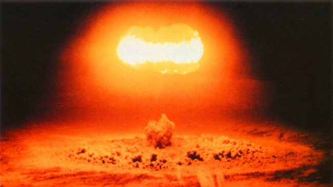 US discussed holding first nuclear test