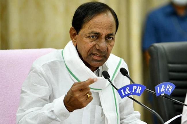 A Good News For Farmers Will Be Announced Says CM KCR