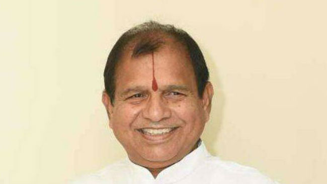 BJP Leader Chintala Ramachandra Reddy Tests Positive Dangerous Disease