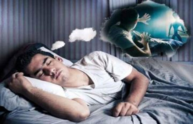 Dreaming of being dead? What's the sign?