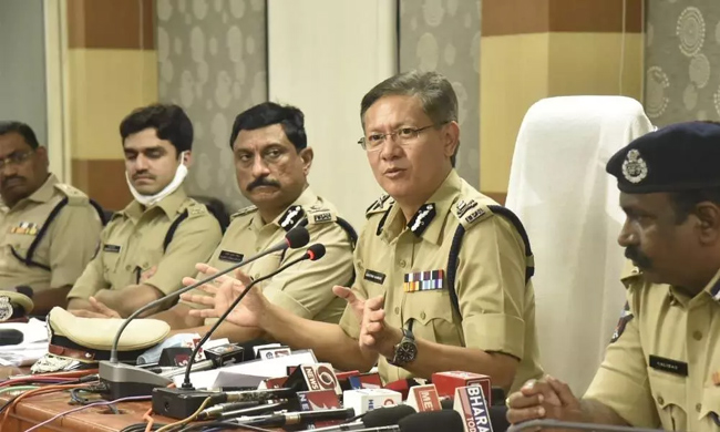 466 Police Men Infected With New Disease Says AP DGP Gautam Sawang