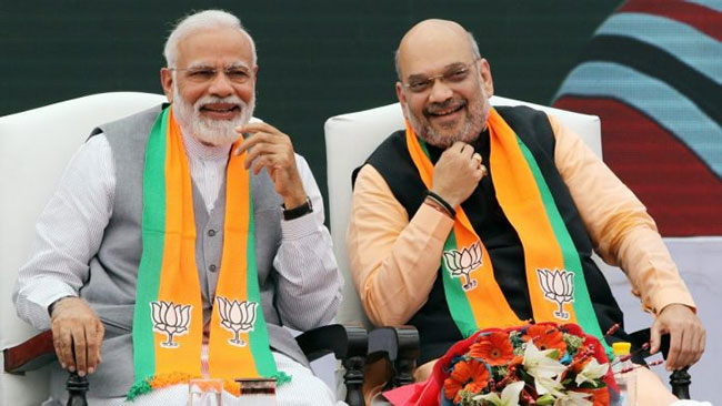 BJP strategy? Key positions for those prominent families!