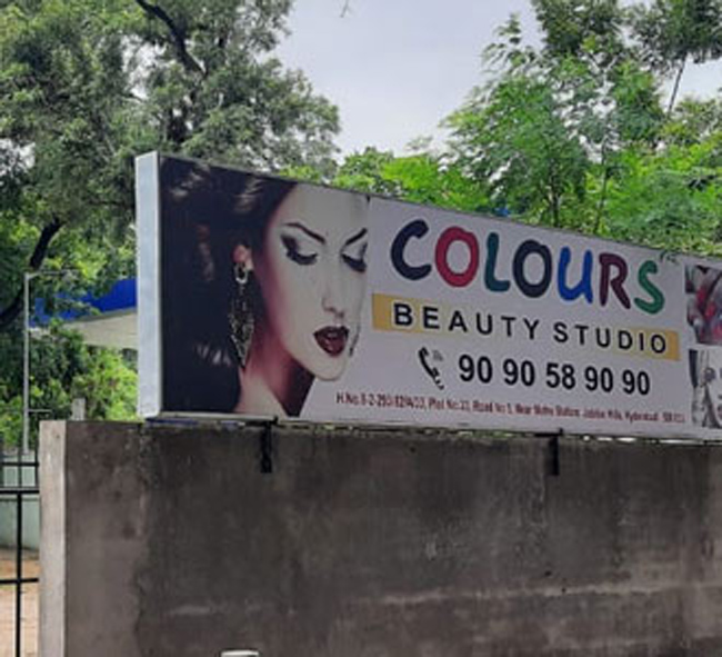 Beauty Parlor as Isolation Center